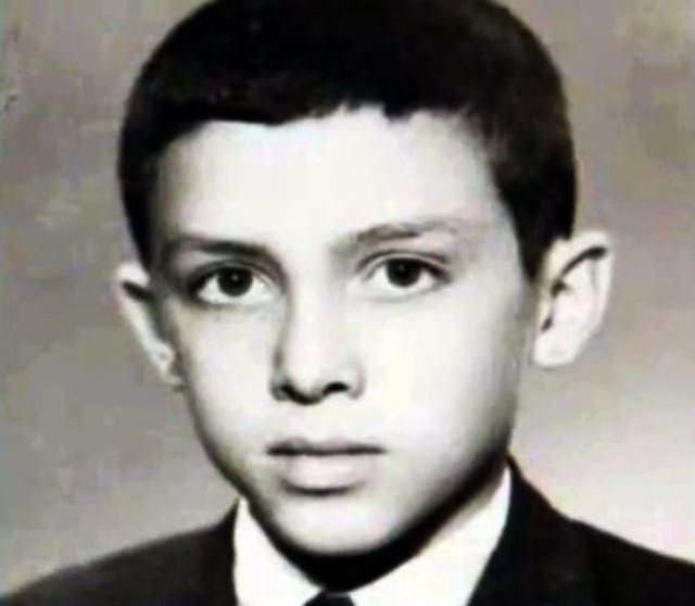 Cumhurbaşkanı Erdoğan'ın ilk kez göreceğiniz resimleri