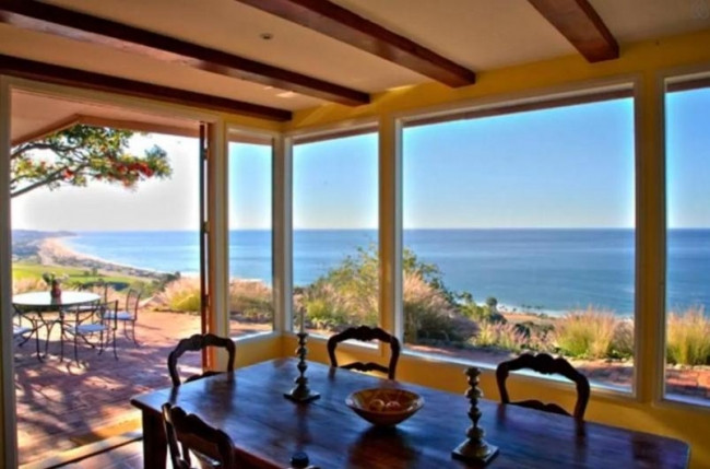 Hollywood ünlülerinin evleri kiralık