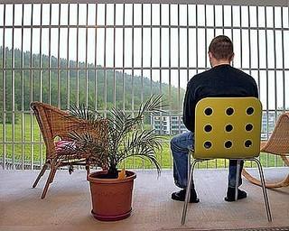 Böyle hapishane olamaz