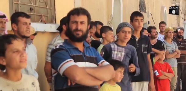 IŞİD 15 yaşındaki çocuğu infaz etti
