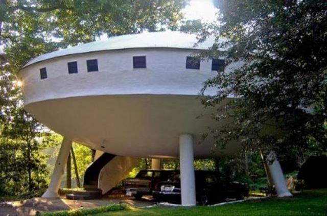Bu evlerin tasarımı görenleri şaşırtıyor