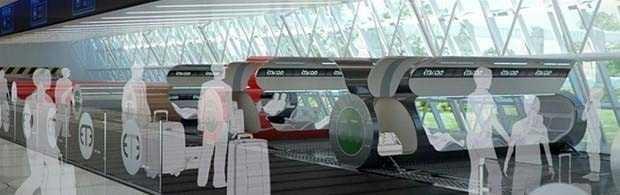 Hyperloop deneyleri yakında başlıyor