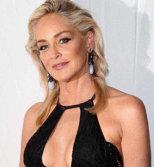 Sharon Stone'un yüzüne ne oldu?
