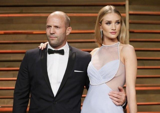Jason Statham'ın sevgilisi tanıdık geliyor mu?