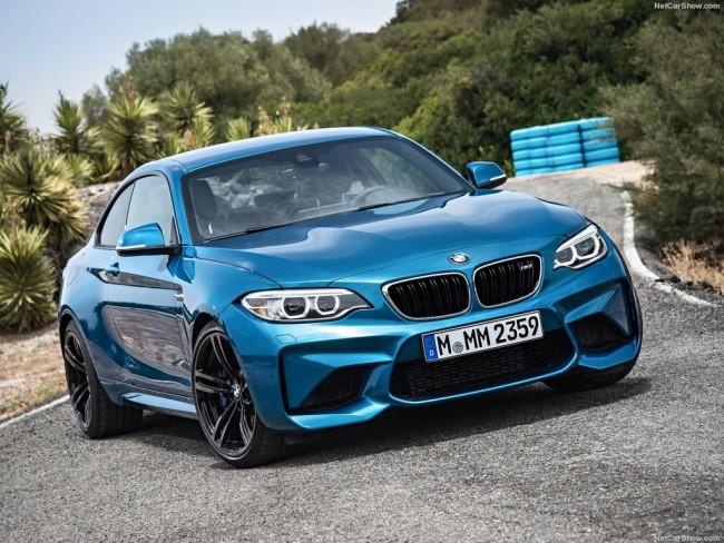 BMW M2 resmi olarak tanıtıldı? İşte donanım özellikleri