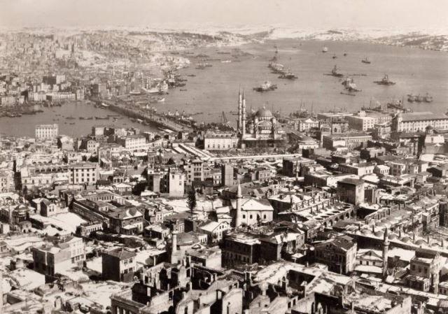 Eski İstanbul'u anlatan 20 fotoğraf