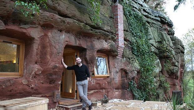 Tarihi mağaranın muhteşem dönüşümü