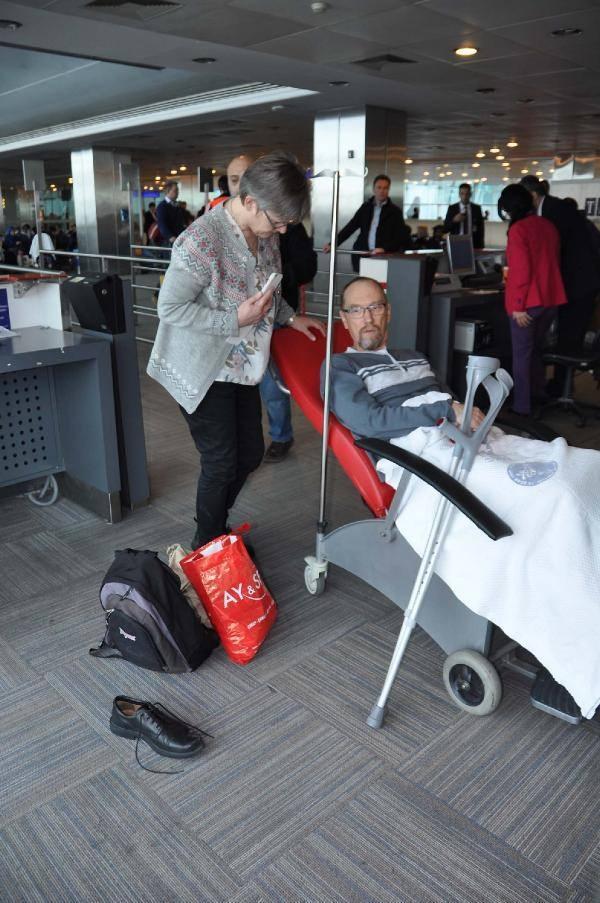 Terör saldırısı turistleri korkutamadı !