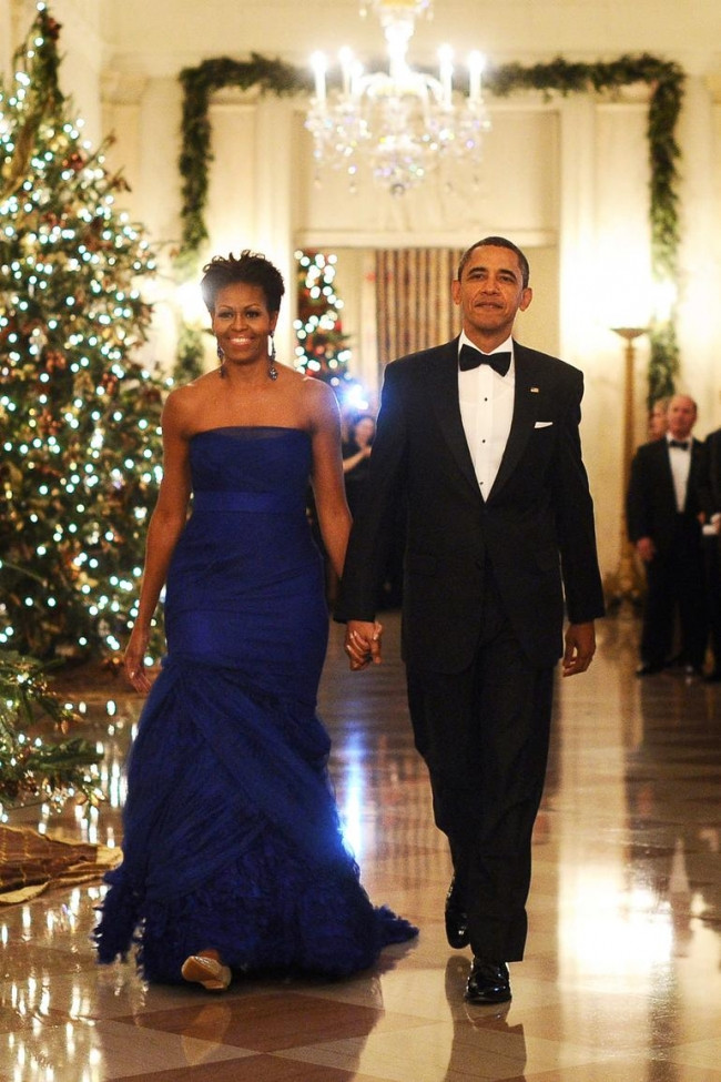 Moda ikonu Michelle Obama'nın stili