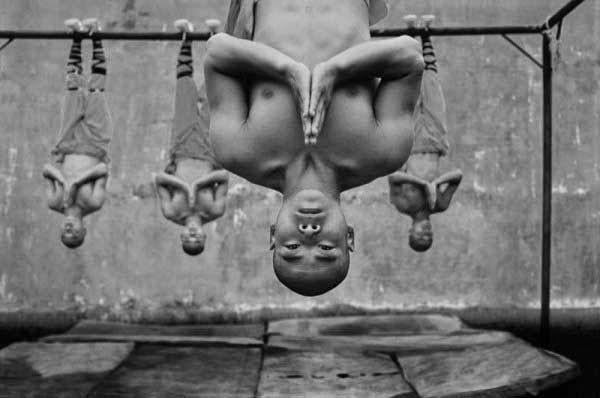 Shaolin keşişlerinin bir günlük hayatı!