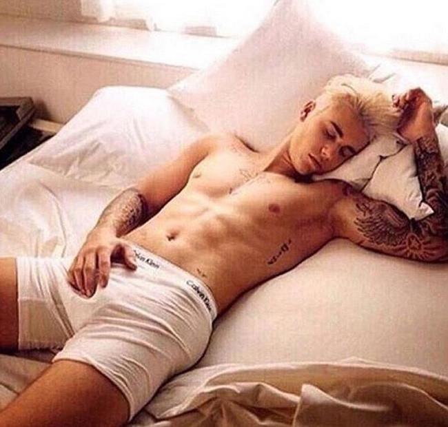 Justin Bieber sosyal medyayı salladı !