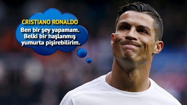 Ünlü futbolcuların unutulmayacak itirafları