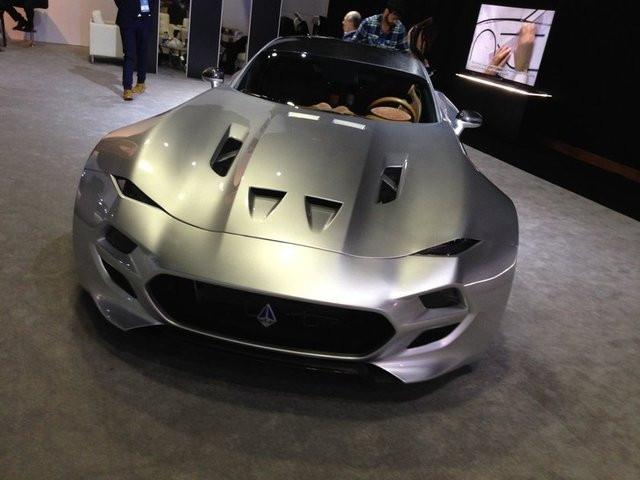 ABD'nin yeni süper otomobili