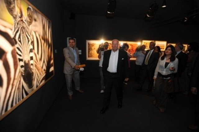Mustafa Koç'un kişisel sergisi