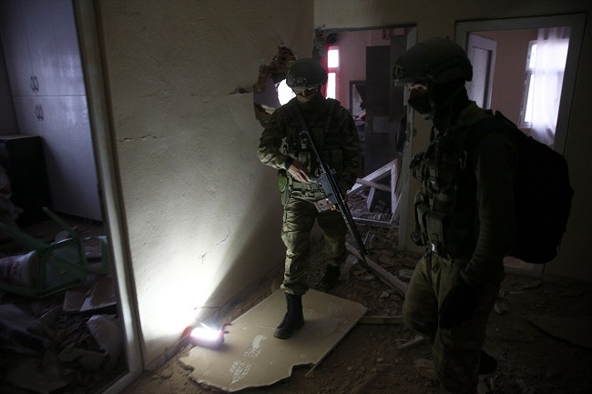 Cizre'de operasyonlar devam ediyor