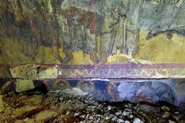 TOKİ kazısından tarihi kilise çıktı