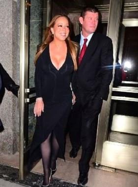 Mariah Carey, ünlü iş adamıyla nişanlandı