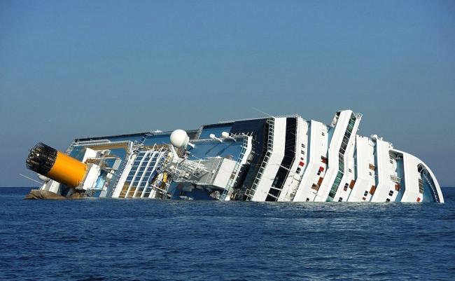 Costa Concordia hayalet gemiyi hatırladınız mı?