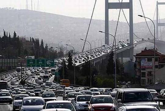 Bugün İstanbul'da bu yollar kapalı!