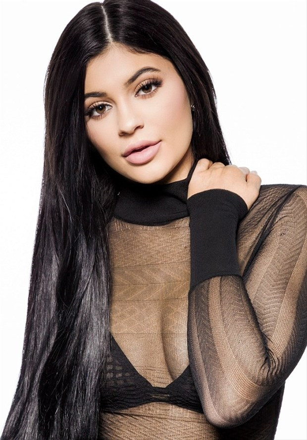 Kylie Jenner'ın eski sevgilisini kaptı !