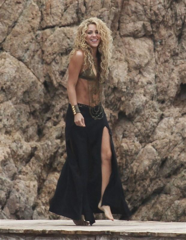 Shakira'dan yeni klip