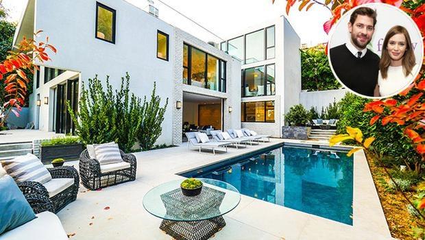 Emily Blunt ve John Krasinski'nin evi satılıyor