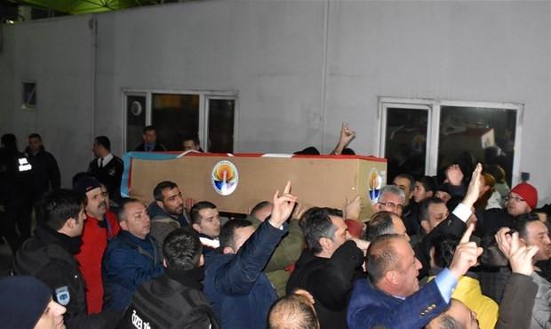 İbrahim Küçük'ün cenazesi İstanbul'da