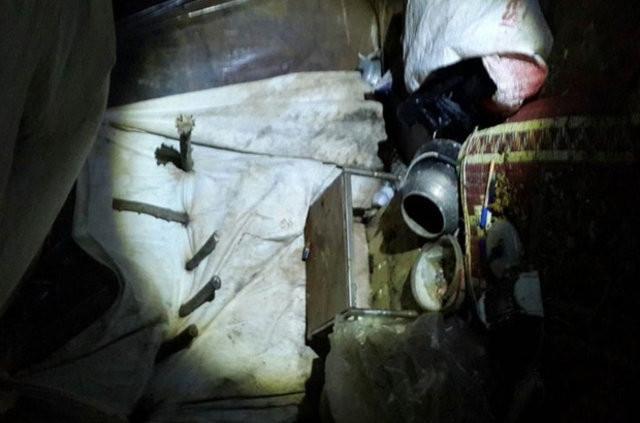 PKK'nın 6 gözlü mağarasına operasyon