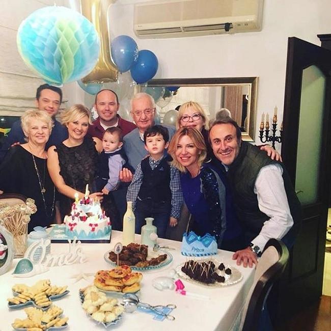 Yeliz Doğramacılar oğlunun doğum günü kutladı