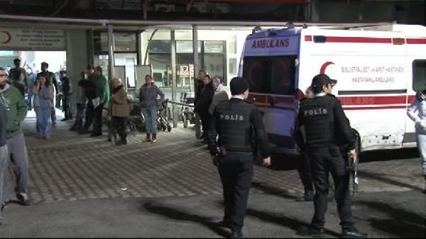 Polis şüpheli bir kişiyi vurdu