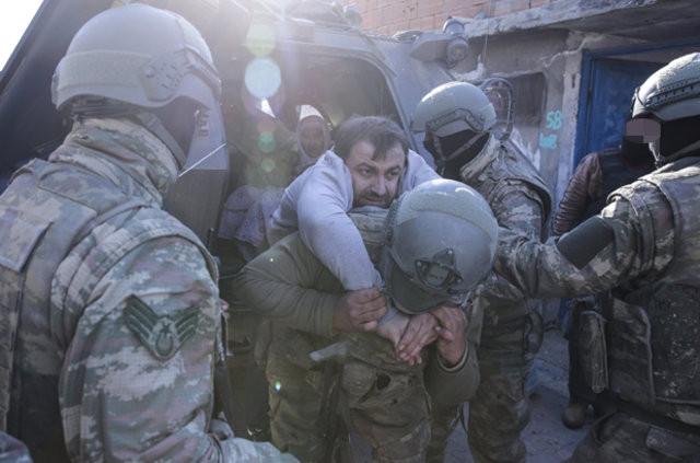 Mehmetçik'ten kurtarma operasyonu