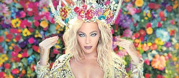 Hint güzeli Beyonce