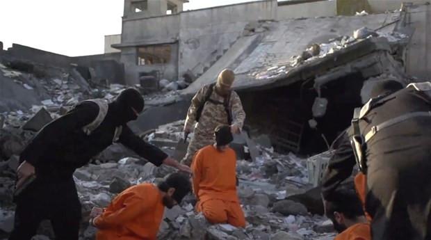 IŞİD Avrupa'yı tehdit edip 5 kişiyi daha öldürdü !
