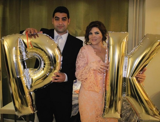 Pelin Öztekin ile Kıvanç Arslan nişanlandı