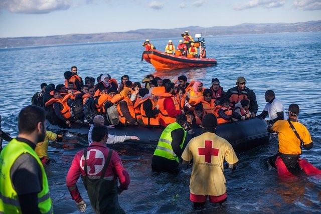 Midilli Adası halkı Nobel'e aday gösterildi