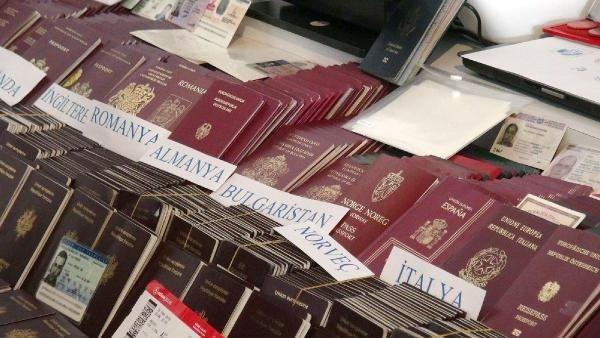 15 Bin dolar ile yurt dışı garantili kaçış hizmeti