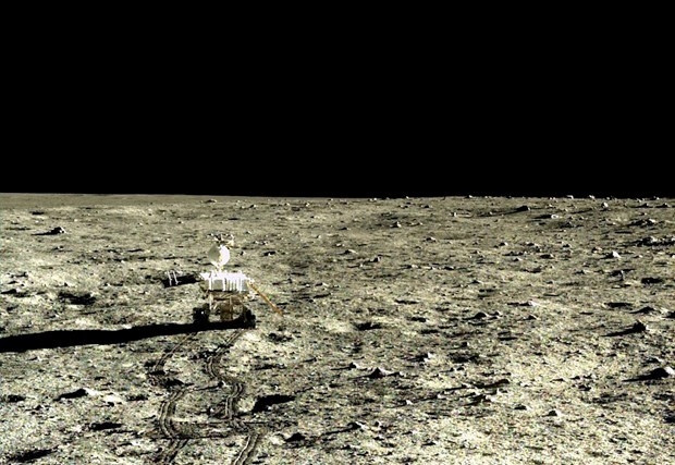 Ay'ın yüksek kaliteli fotoğrafları