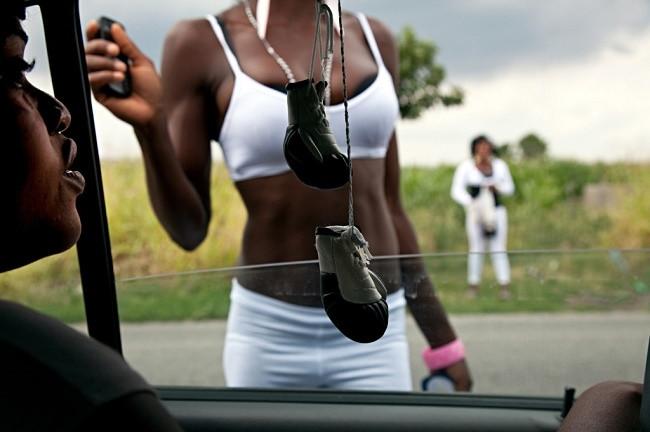 İtalya'da Afrikalı seks işçileri