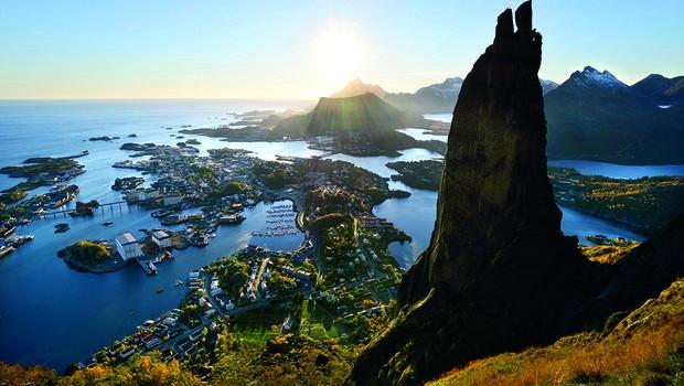 Kuzey rüyası: Lofoten Adaları