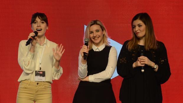 ''YouTube Ödül Töreni 2015'' yapıldı
