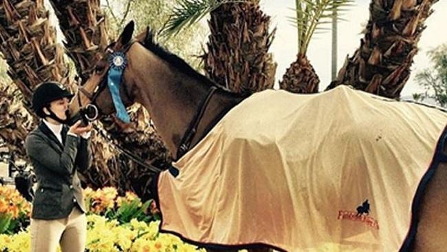 Ünlü oyuncu kazandığı milyonları atlara yatırdı