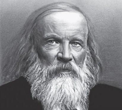 Dimitri Mendeleyev kimdir?