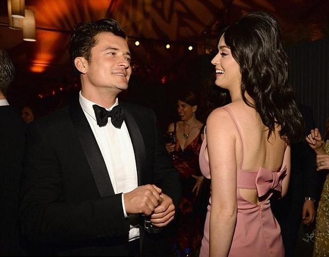 Katy Perry ve Orlando Bloom aşkı