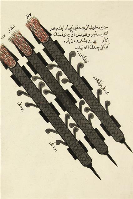 Roket'i bakın ilk kim icat etti