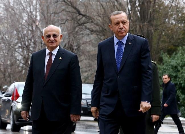 Erdoğan'ın görüşmesinde dikkat çeken ayrıntı