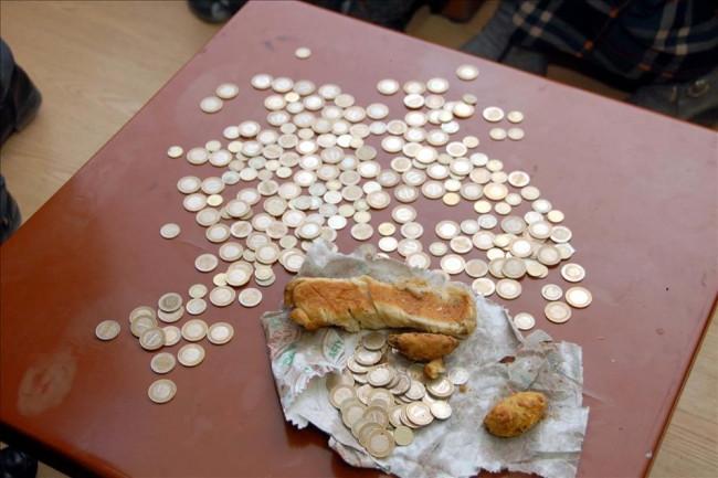 Ekmek arası para!