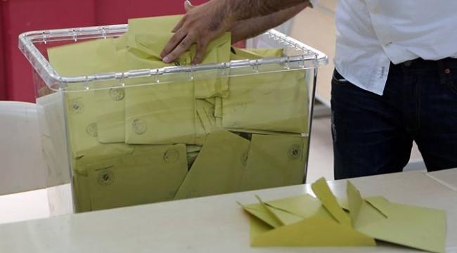 Son seçim anketinde AK Parti, CHP, MHP ve HDP'nin durumu