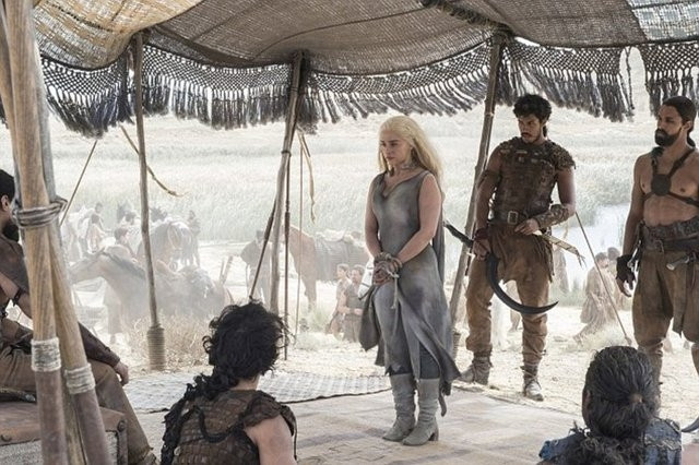 Game of Thrones'dan son kareler