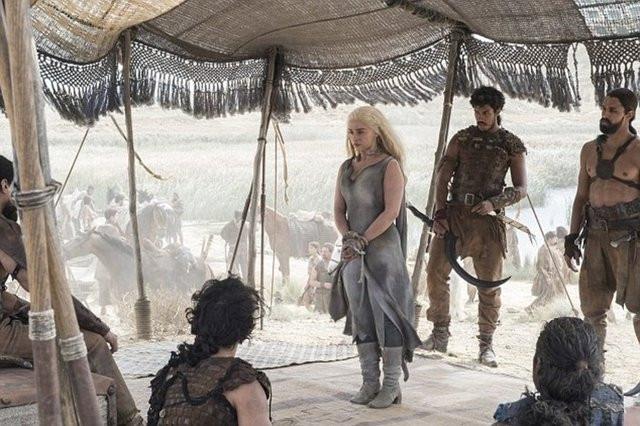 Game of Thrones'dan son kareler