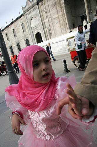 Türkiyede İslam modası